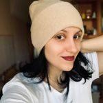 Anna Kyselova:машинное вязание